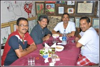 Nostalgia restaurant world music day at goa (77)