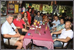 Nostalgia restaurant world music day at goa (93)