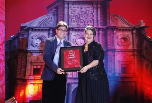 Times Food Awards Goa Restaurant
